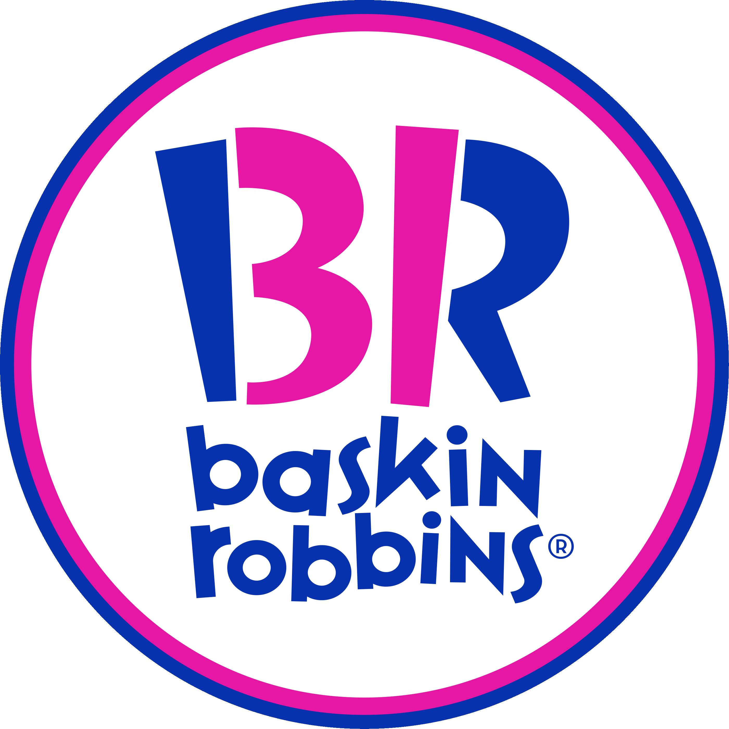 Follow Us on Baskin Robbins